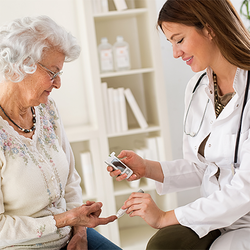Diabetes, diagnóstico e tratamento