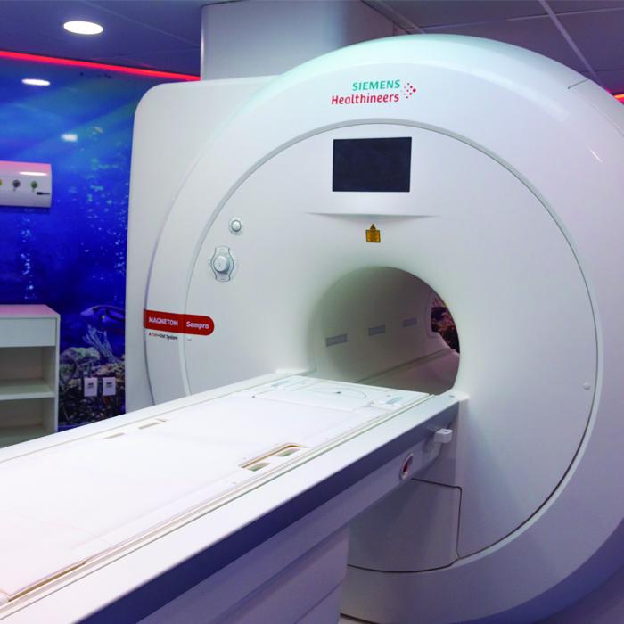 Digimax Americana - Hospital São Francisco investe em novo equipamento de Ressonância Magnética