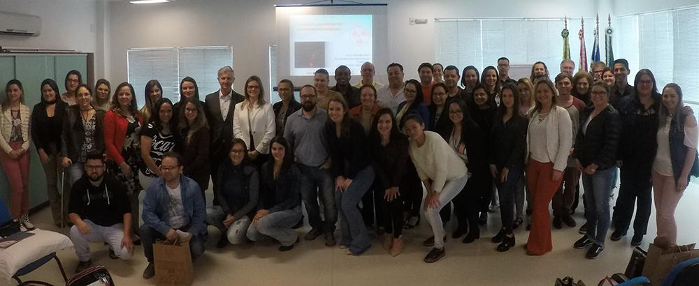 Digimax participa do 5º Curso de Segurança em Diagnóstico por Imagem