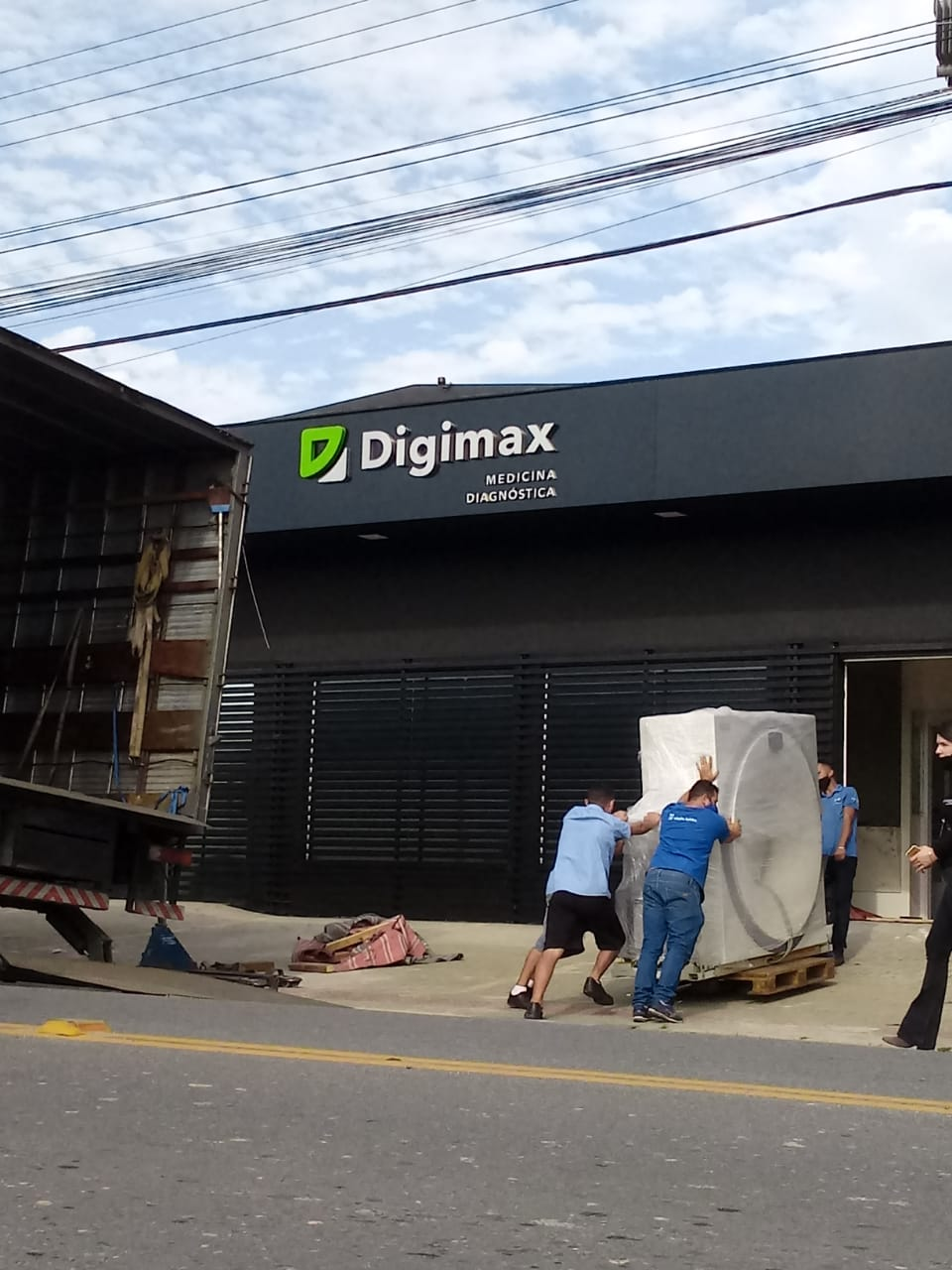 Digimax Piçarras recebe novo aparelho de tomografia computadorizada