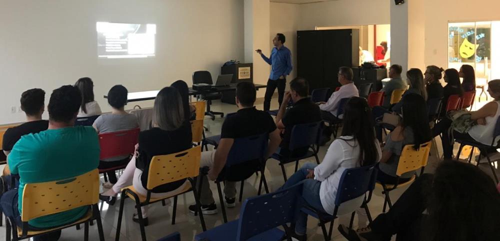 Digimax promove palestra em Campos Novos sobre a avaliação radiológica de dor abdominal na urgência
