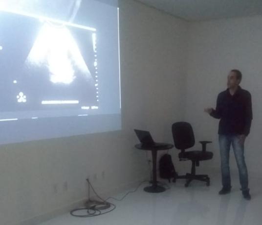 Digimax Unidade Karam em parceria com Hospital Salvatoriano Divino Salvador recebe Ciclo de Palestras