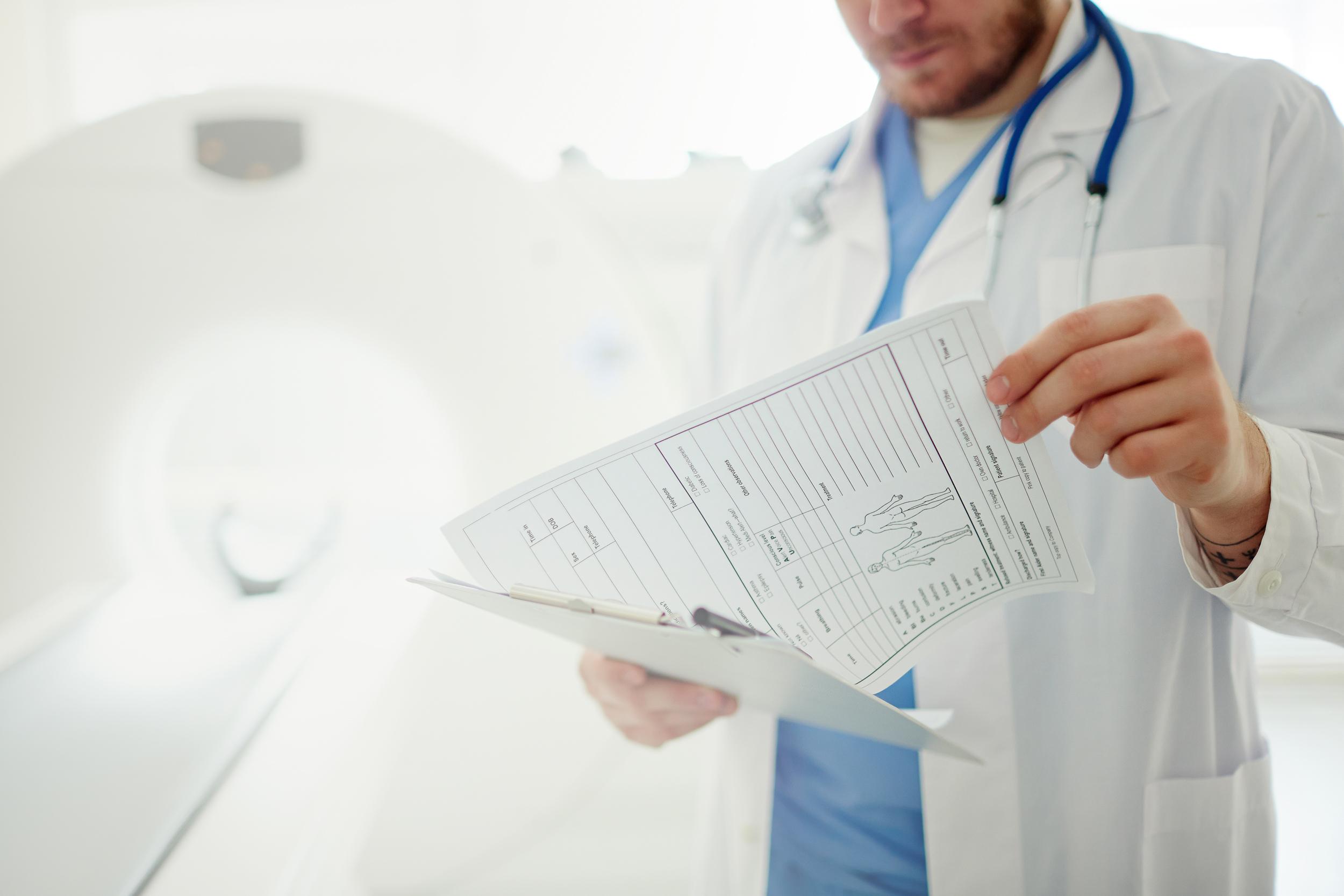 Exames de rotina para manter a saúde em dia