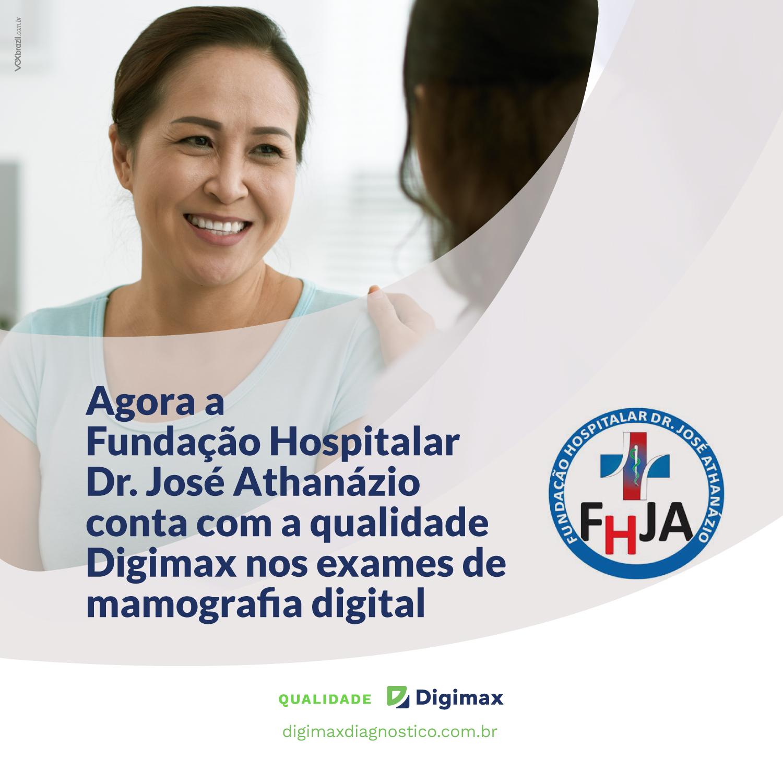Fundação Hospitalar Dr. José Athanázio, em Campos Novos, agora conta com o exame de mamografia digital