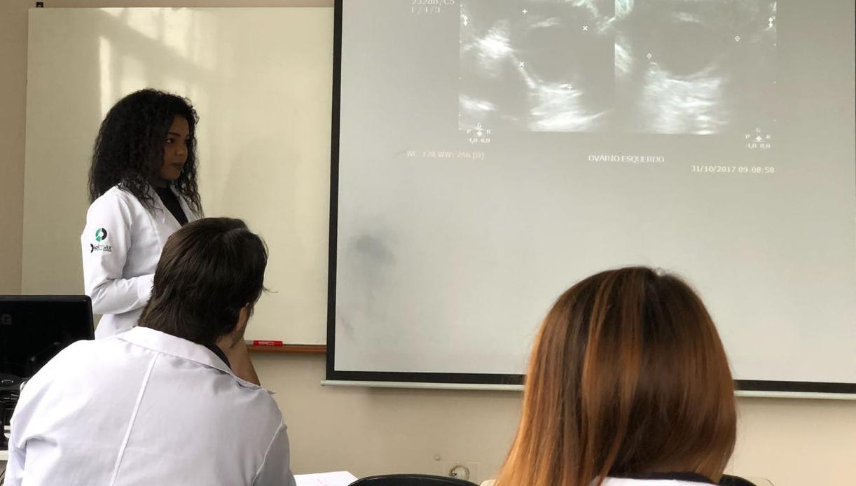 Hospital Universitário Santa Terezinha recebeu a XXXV Reunião Clínico Radiológica Dr. Rosalino Dalasen